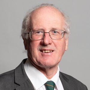 Vice Chair Jim Shannon MP