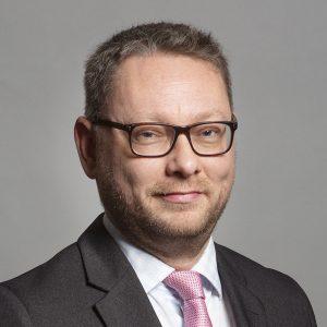 Vice Chair Richard Thomson MP