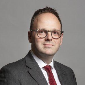 Vice Chair Simon Fell MP